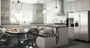 Kitchen Island With Bench Kitchen Island With Built In Bench Seating Kitchen Island Decoration