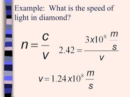 what is the speed of light waves 2 sound and light ppt video online download