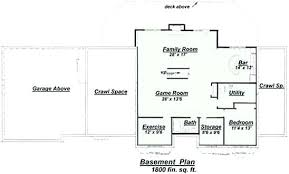 house plans with finished walkout basements finished basement floor plans novic me