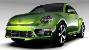 bug volkswagen 2017 volkswagen beetle for daz studio 3d cgtrader