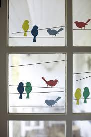 Decorative Window Decals For Home Best 25 Window Art Ideas On Pinterest Old Window Art Old