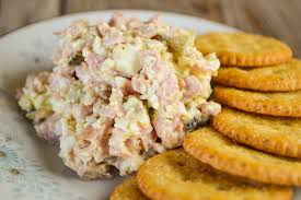 bologna cuisine bologna salad recipe on crackers toast or as a sandwich
