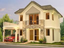 2 storey house modern minimalist 2 storey house model 4 home ideas