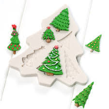D Christmas Tree Cake - christmas silicone cake moulds ebay