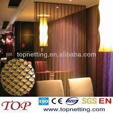 Hanging Curtain Room Divider by Chain Curtain Room Divider Hanging Curtain Partition Wall Buy