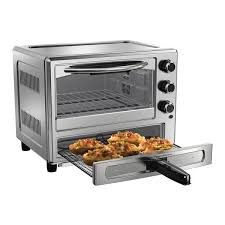 Toaster Oven And Microwave Oster Stainless Steel Convection Oven With Pizza Drawer