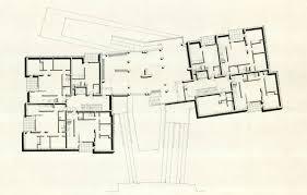 alvar aalto floor plans hidden architecture hansaviertel apartment house