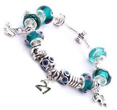 birthday charm bracelet buy nambeads 21st birthday pandora style silver plated charm