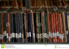 old library books stock photo image 44412501
