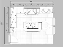 dimensions cuisine plan de travail cuisine dimension trendy dimension table de cuisine