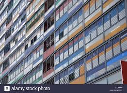 Contemporary Housing Contemporary Housing Block In Lille France Stock Photo Royalty