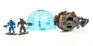 amazon com mega bloks halo brute chopper raid toys u0026 games