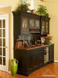 Bar Hutch Need A Cabinet Just Like This For The New House Keep Your Eyes