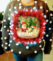 Ugly Christmas Sweater Decorations Best 25 Ugly Christmas Sweater Ideas On Pinterest Tacky