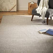 Pottery Barn Heathered Chenille Jute Rug Jute Rugs U0026 Natural Fiber Rugs West Elm
