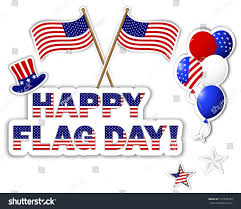 Free American Flag Stickers American Flag Day Stickers Banner Beautiful Stock Vector 137698184