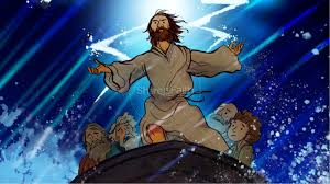 jesus calms the storm kids bible story kids bible stories