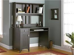 White Modern Computer Desk Impressive Design Corner Desk With Hutch Ideas Small White Corner