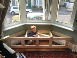 Window Seat With Storage How To Build A Victorian Bay Window Seat With Storage