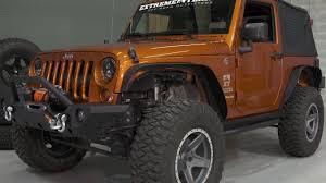 jeep fender flares jk jeep wrangler smittybilt xrc fender flares 2007 2016 jk review