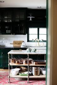 Dark Green Kitchen Cabinets 57 Best Rose Gold Kitchen Images On Pinterest Home Architecture