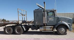 old kenworth trucks for sale 1997 kenworth t800 tandem axle semi truck item f6217 sol
