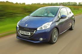 car picker peugeot 208 interior car picker blue peugeot 208