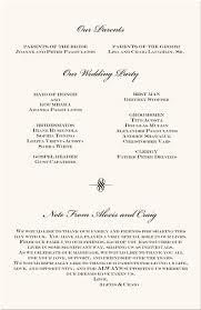 wedding program template my wedding dreams pinterest wedding