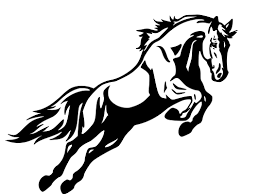 100 quarter horse coloring pages horse clipart new stock