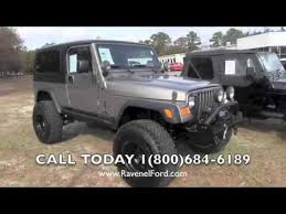 2006 jeep wrangler rubicon unlimited for sale 2006 jeep wrangler tj unlimited 4x4 review charleston car