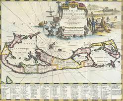 Map Of Bermuda Bermuda Maps Selection Bermuda Stamps
