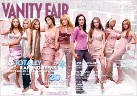 Vanity Skin On Skin Evan Rachel Wood Recalls Dehumanizing 2003 Vanity Fair Cover