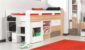 lit mezzanine avec bureau enfant lit sureleve avec rangement bureau enfant avec rangement lit et