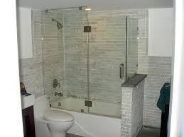 Bathtub Shower Ideas Modren Bathroom Shower Tub Ideas Layout Intended Decor