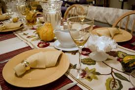 How To Set A Table For Dinner by How To Set An Elegant Table Home Decorating Interior Design