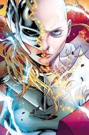 see how jane foster received mjolnir in the mighty thor 1 first look