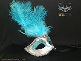 teal masquerade masks fifty shades of grey masquerade mask teal turquoise light