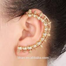 unique earrings unique clip hoop earrings ear cuff wrap clip earring