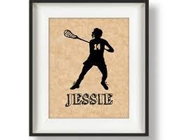 lacrosse gift etsy