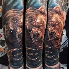 second skin tattoo