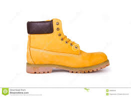 yellow boots s yellow boots stock image image of construction footwear 29806639