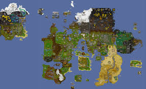Oldschool Runescape World Map by Fleshed Out Full Rs Map Including Zeah Slight Repost But I Think