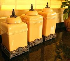 colorful kitchen canisters colorful kitchen canisters jars containers inspiration for your