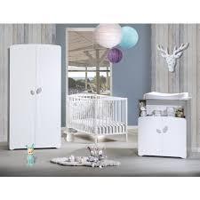 chambre bebe auchan armoire chambre bébé 2 portes calinou baby price pas cher à prix