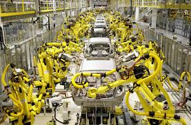 bmw factory robots robots in automobile industry u2013 global magazine news