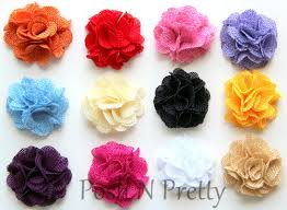 burlap in bulk burlap flower posh n pretty boutique wholesale supplies