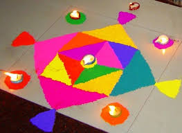 rangoli patterns using mathematical shapes 15 simple and easy rangoli designs for kids styles at life