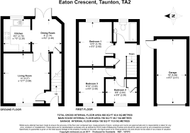3 bedroom end of terrace house for sale in eaton crescent taunton
