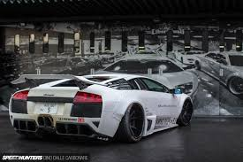 Lamborghini Murcielago 2014 - one pissed off bat the lb works murciélago speedhunters