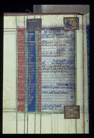psalter hours of guiluys de boisleux ms m 730 fol 1v images